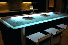 crushed glass countertops glass how to make crushed glass concrete countertops