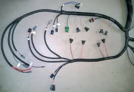 custom made 4u stand alone lt1 gm engine wiring harness harness features