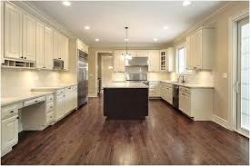 Off White Kitchen Cabinets With Dark Floors Custom White Kitchens A