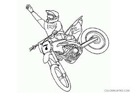 Just print out and color it or color online with the interactive coloring machine. Dirt Bike Coloring Pages Printable For Kids Coloring4free Coloring4free Com