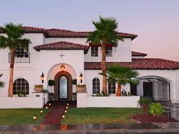 house outdoor lighting ideas design ideas fancy. Mediterranean Exterior Of Traditional Spanish Style Home With Brick Walkway, Arched Entryway, Red Tile House Outdoor Lighting Ideas Design Fancy