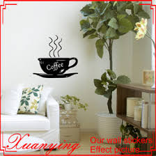 cafe wall stickers coffee cup removable coffee bar decorative decor vinyl art on cafe wall art nz with wall art stickers coffee cup nz buy new wall art stickers coffee