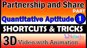partnership and share 1 aptitude interview questions papers and partnership and share 1 aptitude interview questions papers and answers online videos lectures tips