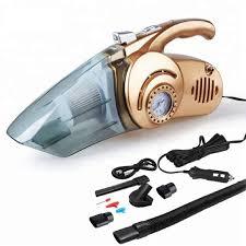 Máy Hút Bụi Kiêm Bơm Lốp Ô Tô Đa Năng 4 In 1 Công Suất Lớn Máy hút bụi cầm  tay xe hơi kiêm bơm lốp đèn pin và áp suất -