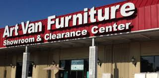 Art Van Furniture Store in Jackson Mich
