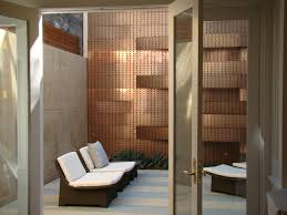 urban modern furniture. urban contemporary furniture patio decorating arrangement idea water wall geometry modern c