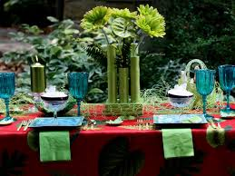 outdoor party decoration ideas for adults