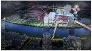 Halifax Cfl Stadium Design Phantom Nashville Mlb Team Releases Stadium Design That
