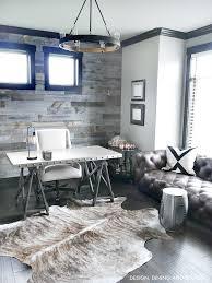 amazing modern rustic rug office design love everything minus the decor living room kitchen home bedroom bathroom idea furniture