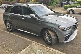 The gls63 will share space at mercedes's los angeles show stand with another new 63. 2021 Mercedes Benz Amg Gle 63 S Test Drive Our Auto Expert