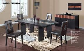 wooden glass top dining table round glass top wooden base dining table