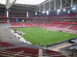 University Of Phoenix Stadium Glendale Az Seating Chart State Farm Stadium Tickets Arizona Cardinals Home Games