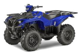 yamaha kodiak 700. for an extra $1,200, the kodiak eps features electronic power steering, handlebar light, new digital meter, and upgraded shocks. yamaha 700 r