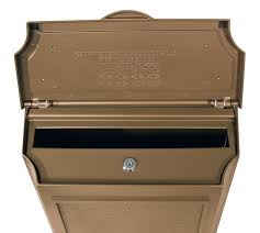Residential Wall Mount Mailboxes Lowes The Decoras Jchansdesigns