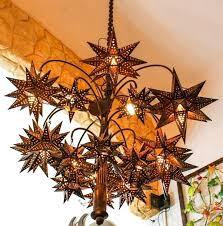 star light chandelier pendant starlight chandelier rainbow 5 lights from moravian