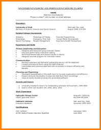 12 Science Resume Example Writing A Memo
