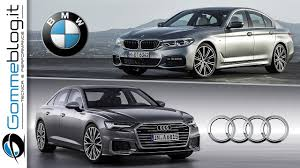 AUDI A6 (2019) vs BMW 5-Series (2018) - INTERIOR and EXTERIOR Car ...