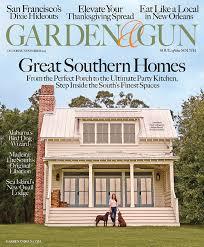 garden and gun magazine. Garden And Gun Magazine