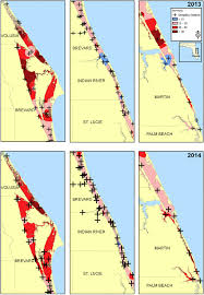 Indian River Tide Chart Widespread Sewage Pollution Of The Indian River Lagoon