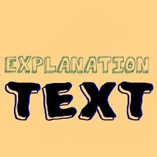Contoh text explanation dan soalnya. Penjelasan Dan Contoh Explanation Text Tentang Tsunami Beserta Terjemahanya English Class