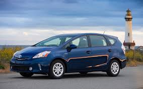 2012 Toyota Prius V - First Drive - Automobile Magazine Photo Gallery