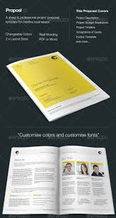 best business proposal templates in indesign psd ms word proposal template