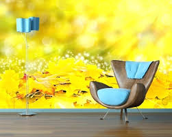 yellow wall decor famous colorful wall murals composition art wall decor yellow wall decor flowers