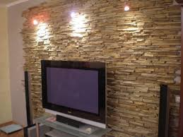 wall stone decor image collections home design stickers