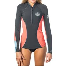 Rip Curl Wetsuit Size Chart Uk Ripcurl G Bomb Neoprene Wetsuit Jacket 2017 Coral
