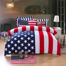 image of best american flag bedding