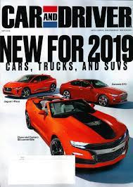 May 07, 2021 · apply for a papa john's delivery driver job in land o lakes, fl. Car And Driver Magazine September 2018 New For 2019 Cars Trucks And Suvs Amazon Com Books