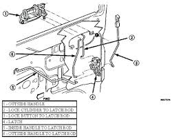Dodge ram stereo wiring car radio pioneer plug head unit door harness quad drivers latch diagram