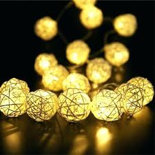 decorative string lighting. Exellent String Light Ropes And Strings Led Decorative String Lights  Indoor Outdoor Battery Powered Ball Rope Party To Lighting A