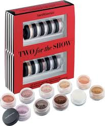 bare minerals two for the show collection