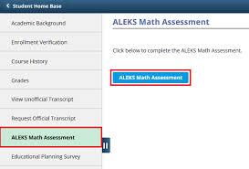 Aleks Math Assessment Penn State University