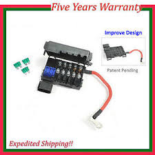 vw beetle fuse box ebay Fuse Box Terminal Repair Kit no more breaking for vw jetta golf beetle 1 8l 2 0l fuse box 1c0937617 nbc061c delphi mini fuse box terminal repair kit