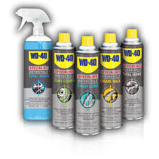 wd 40 motorcycle specialists