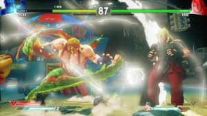 street fighter 5 alex in game shop available today