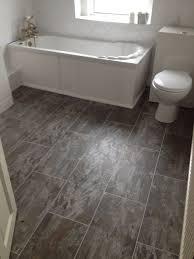 groutable vinyl tile in bathroom 38 best luxury vinyl tile flooring stone pebbles look etc
