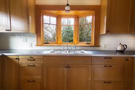 Kitchen Windows Decorate Designideas For Kitchen Bay Window Curtains Contemporary