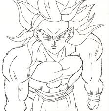 10 gellery of dragon ball z coloring books