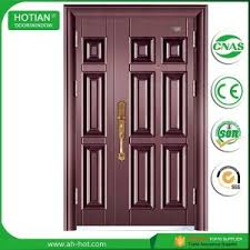 kerala front door designs photo steel single main door design white steel gate