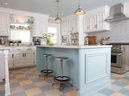 Innovative Kitchen Designs Old Farmhouse Kitchen Blue Cabinets Ronikordis