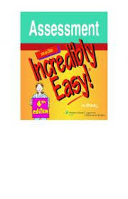 Assessment Made Incredibly Easy 4th Edition Pdf Free Download