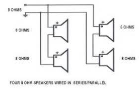 similiar series parallel speaker connection keywords series parallel speaker wiring diagram on series parallel wiring