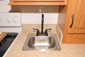 Mobile Home Kitchen Sink Plumbing