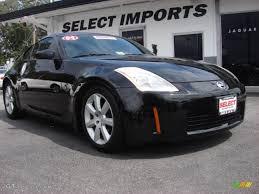 2004 Super Black Nissan 350Z Coupe #54418290 | GTCarLot.com - Car ...