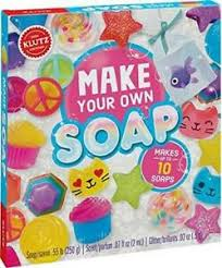 Make Own Merchandise Make Your Own Soap By Editors Of Klutz Book Merchandise Book Free