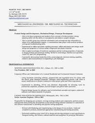 014 Mechanical Engineering Resume Templates Template Ideas Elegant