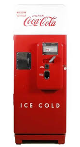 Coca Cola Vending Machine Customer Service Mesmerizing Cavalier 48 Coca Cola Vending Machine 48s